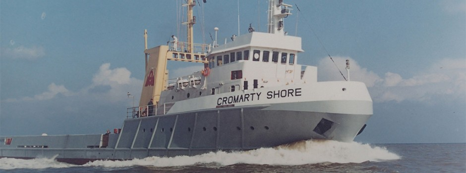 MV Cromarty Shore
