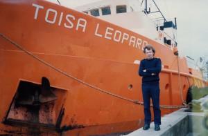 Toisa Leopard Captain