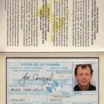 Panama and Vanuatu Master's Certificates